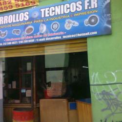 Desarrollos Tecnicos F.R en Bogotá