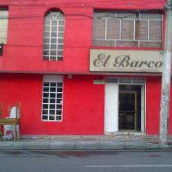 El Barco en Bogotá