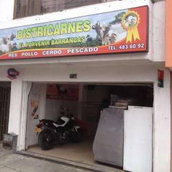 Districarnes en Bogotá