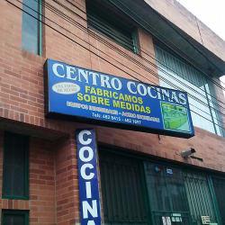 Centro De Cocinas en Bogotá