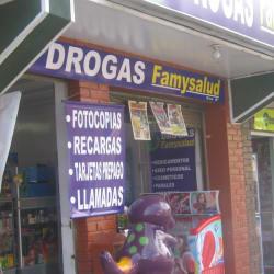 Drogas Famysalud en Bogotá