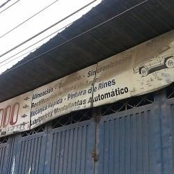 Car Servicio 2.000 en Bogotá
