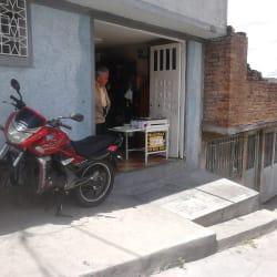 Don Samuel en Bogotá