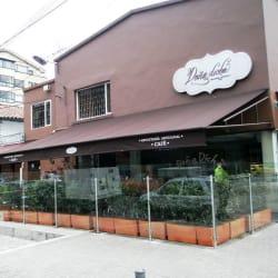 Doña Dicha Nogal en Bogotá