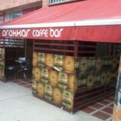 Drakkar Coffee Bar en Bogotá