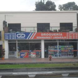 Droguería Minimarket Lindaraja en Bogotá