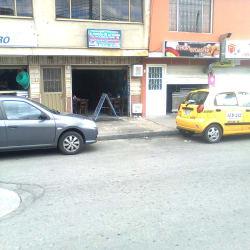 El Rincón de la Negra en Bogotá