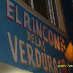 El Rincon de las Verduras  en Bogotá