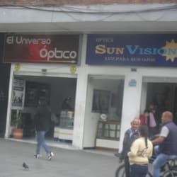 El Universo Optico en Bogotá