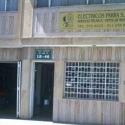 Eléctricos Parra  en Bogotá