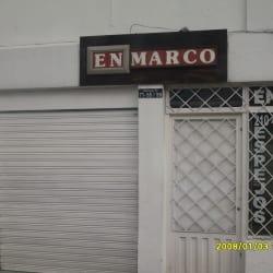 En Marco en Bogotá