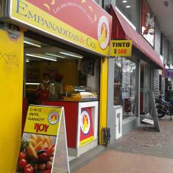 EMPANADITAS & CO. Calle 53 en Bogotá