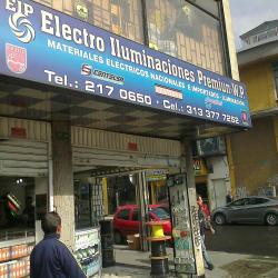 Electro Iluminaciones Premium WP en Bogotá