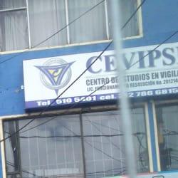 Cevipse Ltda. en Bogotá