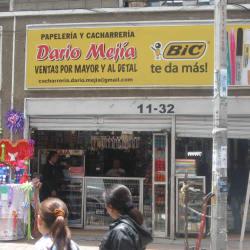 Cacharrería Dario Mejia en Bogotá