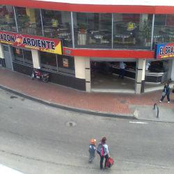 El Brazón Ardiente en Bogotá