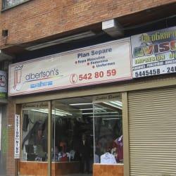 Albertson's Valher en Bogotá