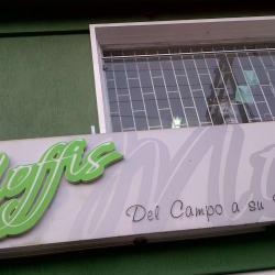 Pasteleria Moffis en Bogotá