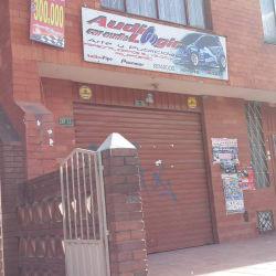 Audi Car Audio Logic en Bogotá