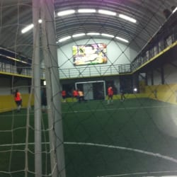 Fabian Vargas Indoor en Bogotá
