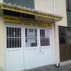 Ferrelectricos Carrera 111A con 72 en Bogotá