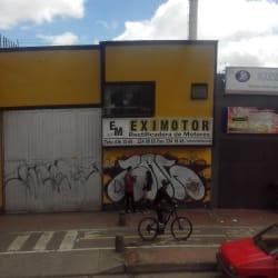 Eximotor Rectificadora de Motores en Bogotá