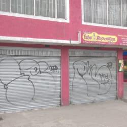 Fris Broaster en Bogotá