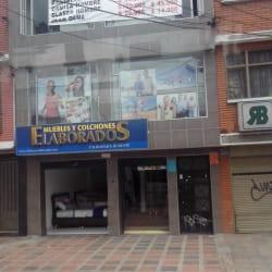 Muebles y Colchones Elaborados en Bogotá