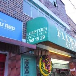 Floristería Santa Lucía en Bogotá