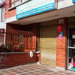 Comunicaciones Esmeralda en Bogotá