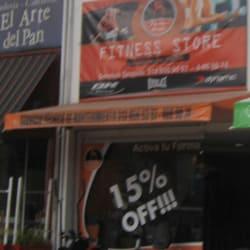 Fitness Store  en Bogotá
