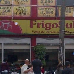 Frigosuba en Bogotá