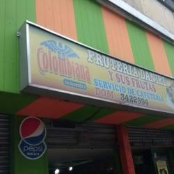 Frutería Daniel y sus Frutas en Bogotá