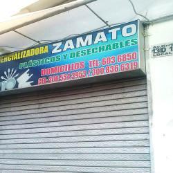 Comercializadora Zamato en Bogotá