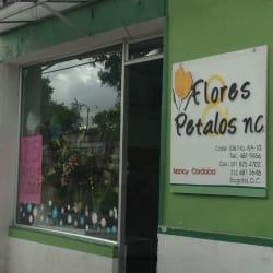 Flores Petalos NC en Bogotá