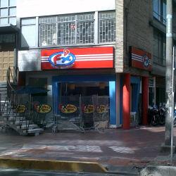 FX Pizza Park Way en Bogotá
