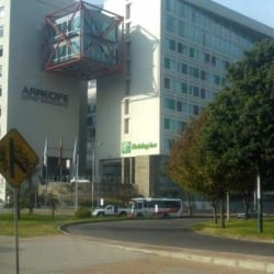 Centro Empresarial Arrecife en Bogotá