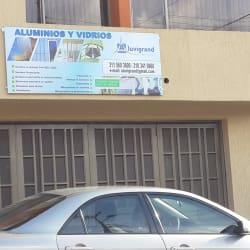 Aluminios y Vidrios Aluvigrand en Bogotá
