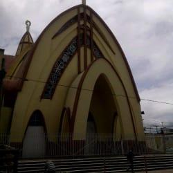 Iglesia San Pedro Nolasco en Bogotá