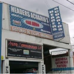 Headers Acuario en Bogotá