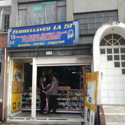 Ferrellaves  en Bogotá