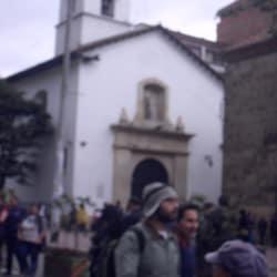 Iglesia La Santa Veracruz en Bogotá