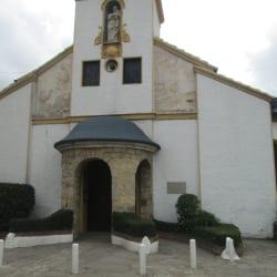 Iglesia Santa Mónica - Capilla Santa María De Los Ángeles en Bogotá