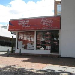 Impresión Express en Bogotá