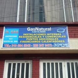 J. L Gas Natural  en Bogotá