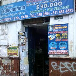Impresos Tequendama en Bogotá