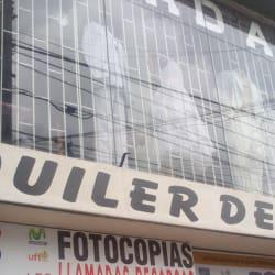 Aday en Bogotá