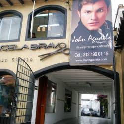 Jhon Agudelo Peluquería en Bogotá
