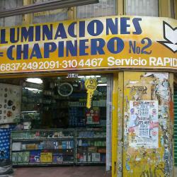 Iluminaciones Chapinero 2 en Bogotá