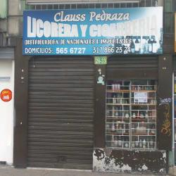 Claus Pedraza Licorera y Cigarrería en Bogotá